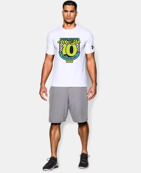 Men's UA Elite 24 Anniversary T-Shirt  1 Color $18.99