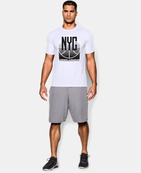 Men's UA NYC Ballin' T-Shirt LIMITED TIME: FREE U.S. SHIPPING 1 Color $24.99