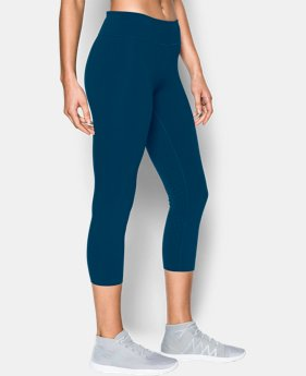 Best Seller Women's UA Mirror Breathelux Crop   $84.99