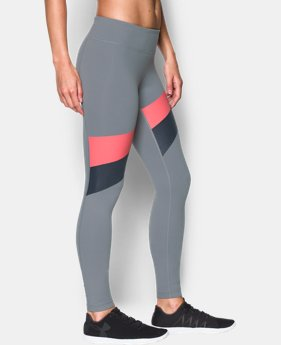 Best Seller Women's UA Mirror Stripe Legging  3 Colors $74.99