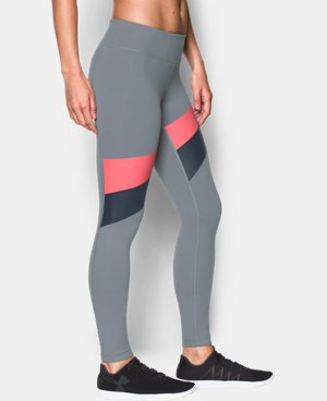 Best Seller Women's UA Mirror Stripe Legging  2 Colors $74.99
