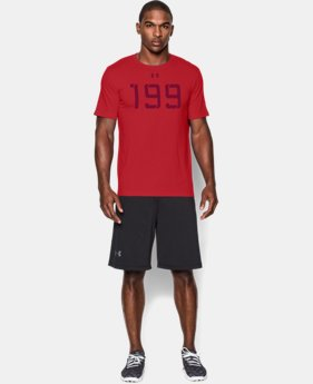 Men's UA Draft 199 T-Shirt  1 Color $27.99