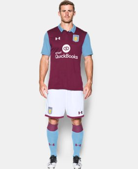 Men's Aston Villa 16/17 Home Replica Jersey