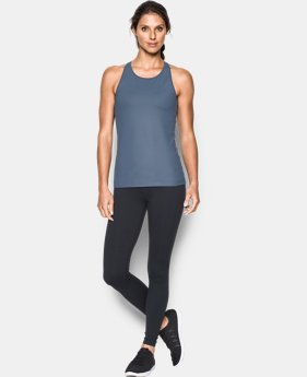 Women's UA StudioLux® Shine Tank LIMITED TIME: FREE SHIPPING 2 Colors $39.99