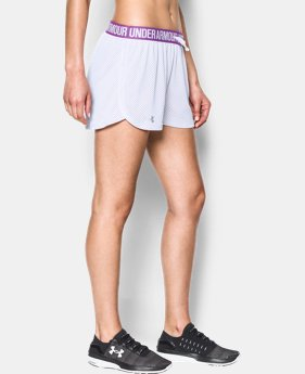 Women's UA Play Up Mesh Short  1 Color $26.99
