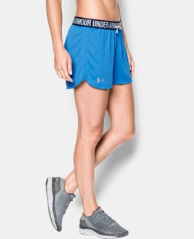 Best Seller Women's UA Play Up Mesh Short LIMITED TIME: FREE SHIPPING 4 Colors $29.99