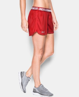 Women's UA Play Up Mesh Short LIMITED TIME: FREE SHIPPING 2 Colors $22.99 to $26.99
