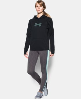 Women's UA Storm UA Logo Hoodie  1 Color $32.99 to $41.99