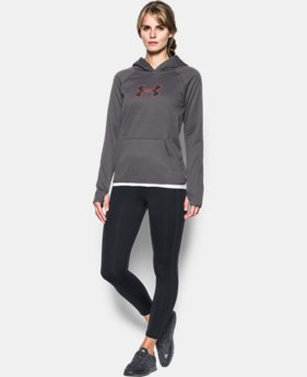 New Arrival Women's UA Storm UA Logo Hoodie  1 Color $54.99