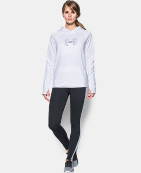 Women's UA Storm UA Logo Hoodie LIMITED TIME: FREE SHIPPING 1 Color $48.74