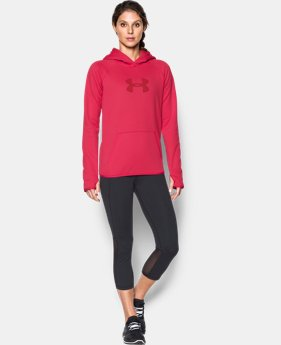 Women's UA Storm UA Logo Hoodie  1 Color $23.62 to $31.49