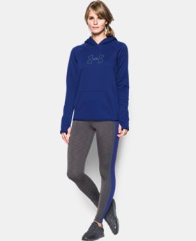 Women's UA Storm UA Logo Hoodie  1 Color $35.99 to $48.99