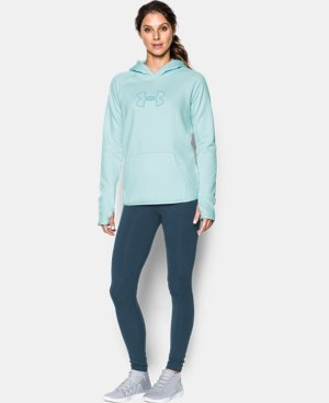 Women's UA Storm UA Logo Hoodie LIMITED TIME: FREE SHIPPING 9 Colors $48.74