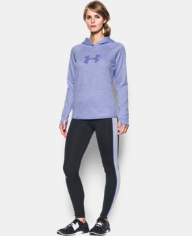 Women's UA Storm UA Logo Twist Hoodie LIMITED TIME OFFER + FREE U.S. SHIPPING 2 Colors $39.99
