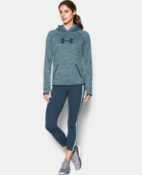 Women's  UA Storm UA Logo Twist Hoodie  1 Color $52.99