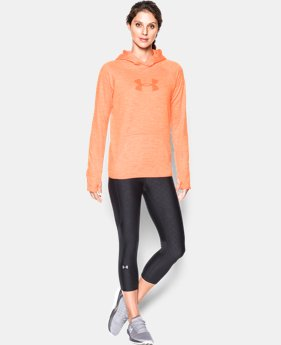 Women's UA Storm UA Logo Twist Hoodie  1 Color $44.99