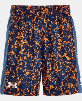 New Arrival Boys' Pre-School UA Eliminator Shorts  1 Color $24.99