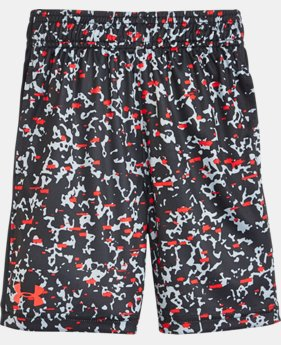 New Arrival Boys' Pre-School UA Eliminator Shorts   $24.99