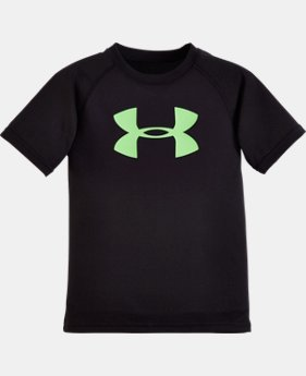 Boys' Toddler UA Big Logo T-Shirt