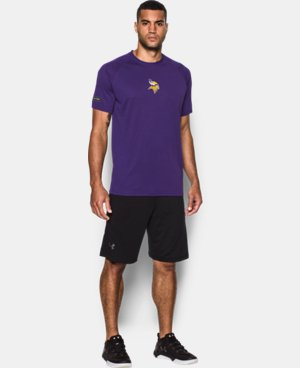 Best Seller Men's NFL Combine Authentic Combine Authentic UA Tech™ Logo T-Shirt   5 Colors $34.99