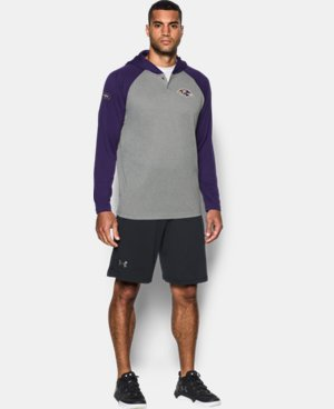 Men's NFL Combine Authentic UA Tech™ Popover Hoodie   $41.99