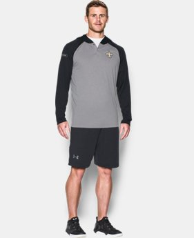 Men's NFL Combine Authentic UA Tech™ Popover Hoodie  1 Color $41.99
