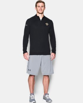 New Arrival Men's NFL Combine Authentic UA Tech™ ¼ Zip LIMITED TIME: FREE SHIPPING  $59.99