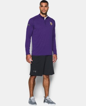 New Arrival Men's NFL Combine Authentic UA Tech™ ¼ Zip   $59.99