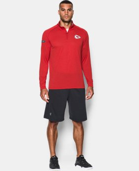 Men's NFL Combine Authentic UA Tech™ ¼ Zip LIMITED TIME: FREE U.S. SHIPPING 2 Colors $44.99