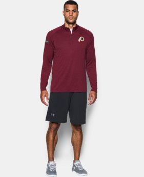 New Arrival Men's NFL Combine Authentic UA Tech™ ¼ Zip LIMITED TIME: FREE SHIPPING 2 Colors $59.99
