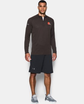 New Arrival Men's NFL Combine Authentic UA Tech™ ¼ Zip LIMITED TIME: FREE SHIPPING 1 Color $59.99