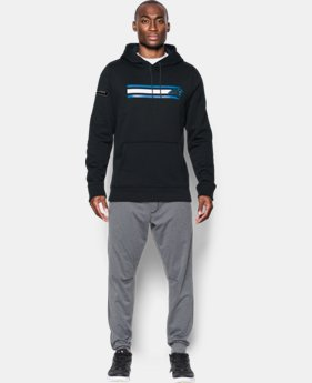 New Arrival Men's NFL Combine Authentic UA Storm Armour® Fleece Hoodie  8 Colors $74.99