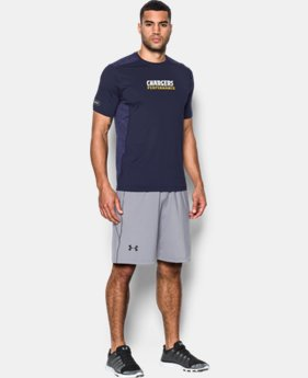 Men's NFL Combine Authentic UA Raid Printed T-Shirt LIMITED TIME: FREE U.S. SHIPPING  $33.99