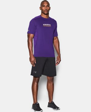 Men's NFL Combine Authentic UA Raid Printed T-Shirt   $33.99
