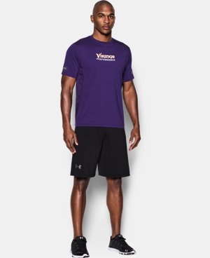 Men's NFL Combine Authentic UA Raid Printed T-Shirt LIMITED TIME: FREE U.S. SHIPPING 1 Color $44.99