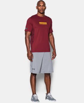 Men's NFL Combine Authentic UA Raid Printed T-Shirt  1 Color $33.99