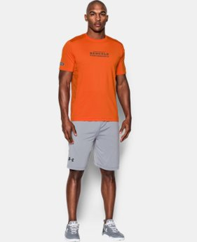 Men's NFL Combine Authentic UA Raid Printed T-Shirt LIMITED TIME: FREE U.S. SHIPPING 1 Color $33.99