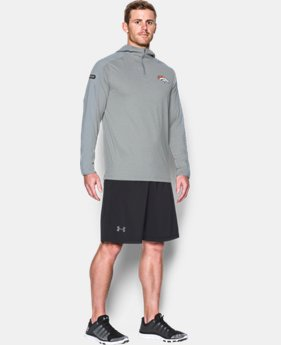 Men's NFL Combine Authentic UA ¼ Zip Hoodie  LIMITED TIME: FREE U.S. SHIPPING  $53.99 to $89.99