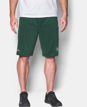 Men's NFL Combine Authentic UA Raid Shorts  1  Color Available $30.99
