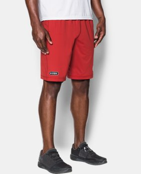 Men's NFL Combine Authentic UA Raid Shorts  10 Colors $40
