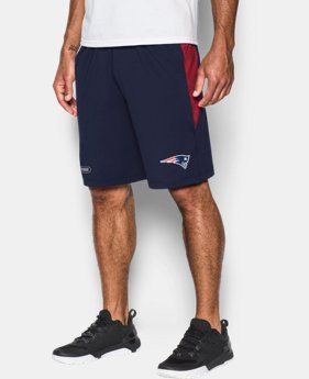 New Arrival Men's NFL Combine Authentic UA Raid Printed Shorts LIMITED TIME: FREE SHIPPING 6 Colors $44.99