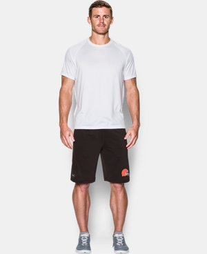 Men's NFL Combine Authentic UA Raid Printed Shorts  1 Color $44.99