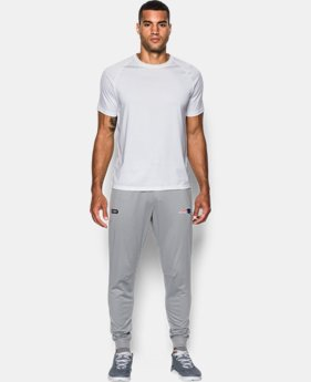 Men's NFL Combine Authentic UA Tricot Joggers LIMITED TIME: FREE U.S. SHIPPING 16 Colors $48.99