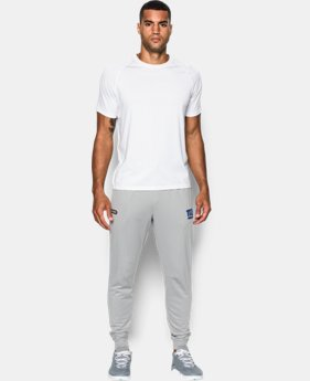 Men's NFL Combine Authentic UA Tricot Joggers LIMITED TIME: FREE U.S. SHIPPING 1 Color $64.99