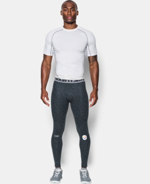 Men's NFL Combine Authentic UA HeatGear® Armour Compression Leggings LIMITED TIME: FREE U.S. SHIPPING 1 Color $44.99
