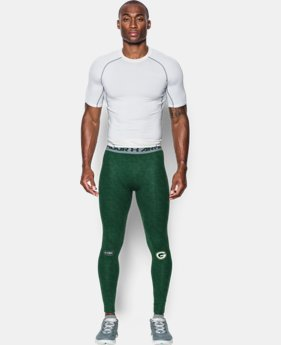Men's NFL Combine Authentic UA HeatGear® Armour Compression Leggings LIMITED TIME: FREE U.S. SHIPPING 3 Colors $59.99