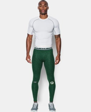 Men's NFL Combine Authentic UA HeatGear® Armour Compression Leggings LIMITED TIME: FREE U.S. SHIPPING 2 Colors $59.99