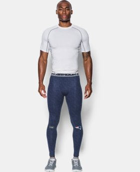Men's NFL Combine Authentic UA HeatGear® Armour Compression Leggings  3 Colors $33.74 to $44.99