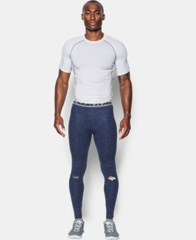 Men's NFL Combine Authentic UA HeatGear® Armour Compression Leggings LIMITED TIME: FREE U.S. SHIPPING  $59.99