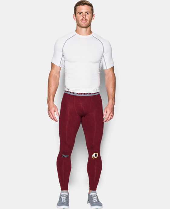 Men's NFL Combine Authentic UA HeatGear® Armour Compression Leggings LIMITED TIME: FREE U.S. SHIPPING 1 Color $59.99